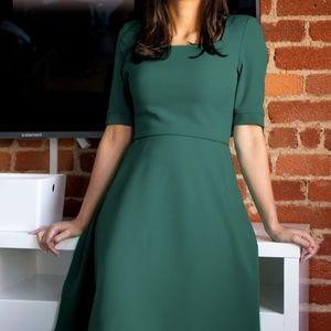 2/$119: Betabrand Elixir Dress NWT
